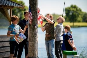Combineer Klimpark Biesbosch met Escape Island Kids