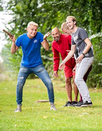 Samenwerken TeamBiesbosch